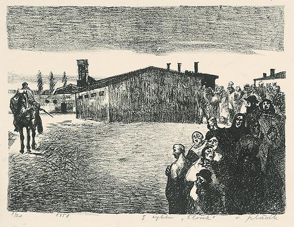 Vincent Hložník - Arbeit macht frei