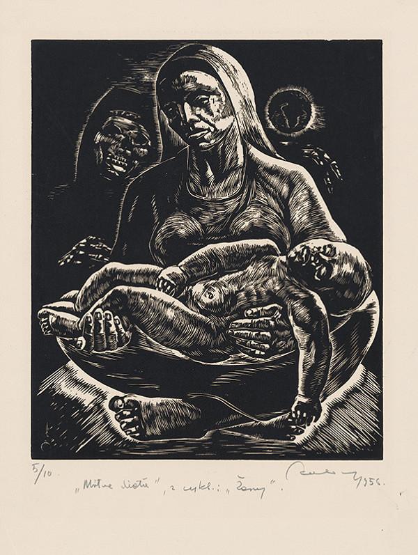 Július Szabó – Mŕtve dieťa