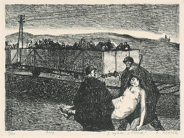 Vincent Hložník - Do vagónov
