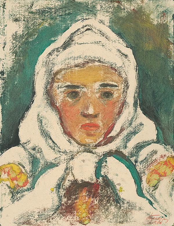 Zolo Palugyay - Hlava dedinčanky