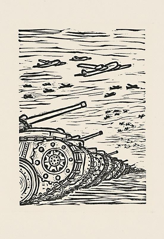 Orest Dubay – Vojna