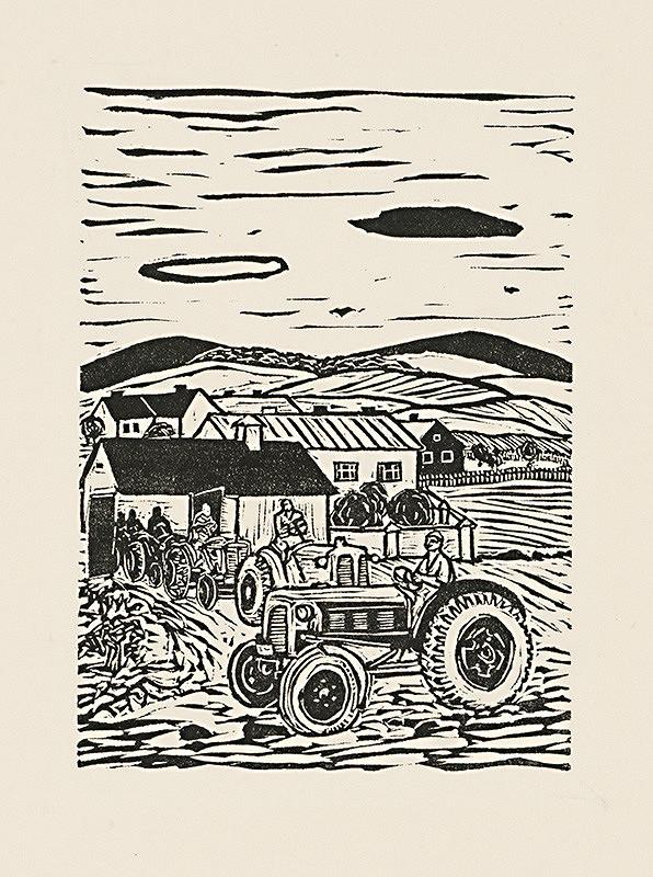 Orest Dubay - Traktory
