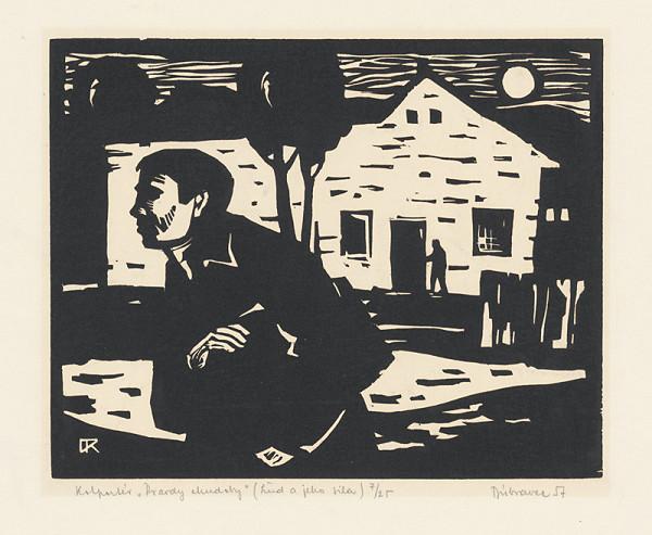 Róbert Dúbravec – Kolportér Pravdy chudoby