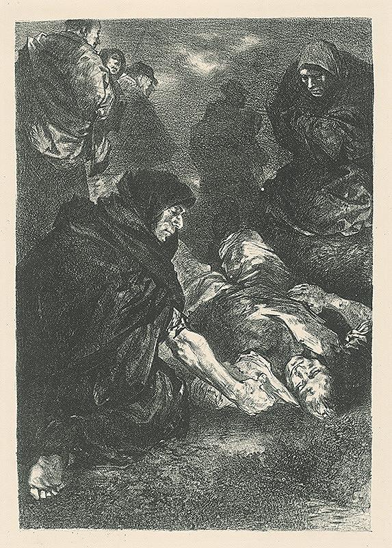 Vincent Hložník – Matka a syn
