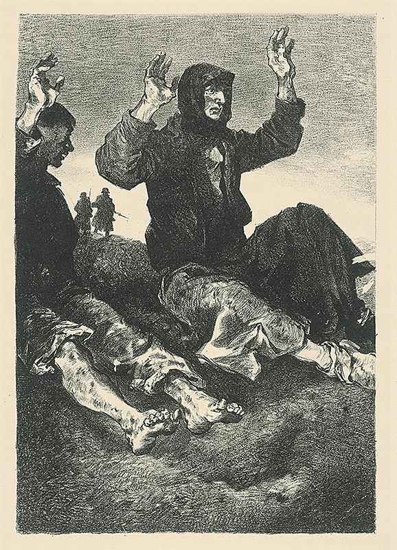 Vincent Hložník – Bez zbrane a slova