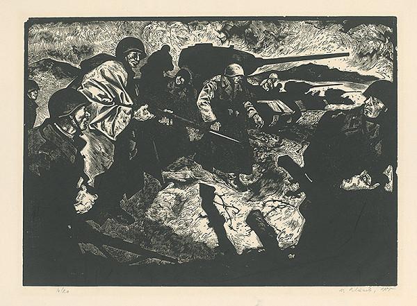 Vincent Hložník - Paľba