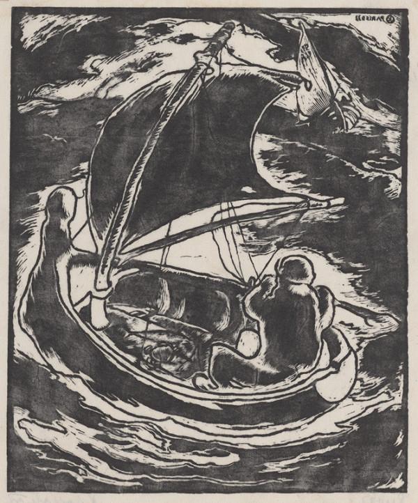 Koloman Sokol – Rybár