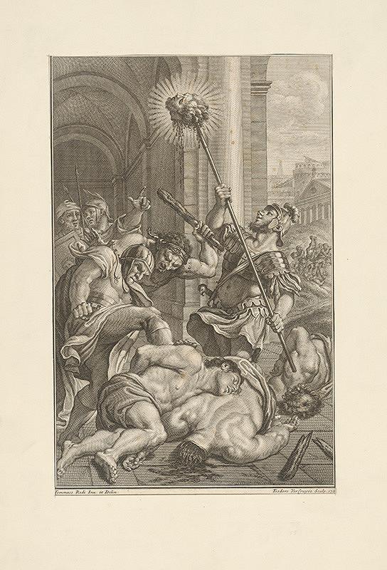 Teodor Vercruys, Thomasso Redi – Mučenie svätých
