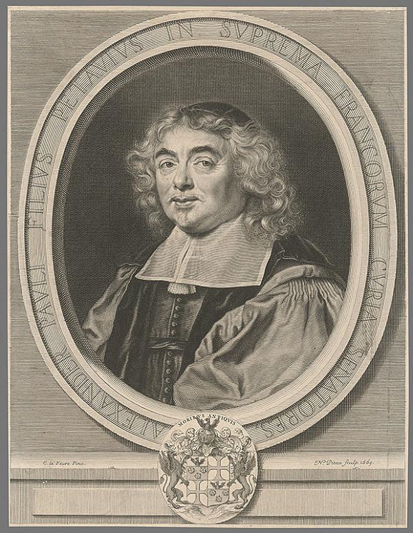 Nicolas Pitau st., Claude le Febre – Alexander Pauli Petarius