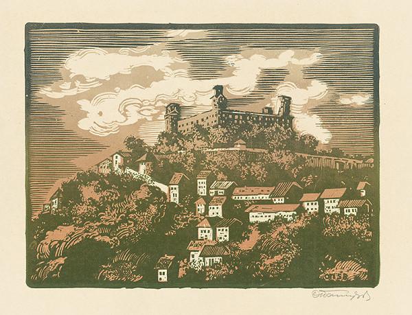Olexandr  Sofonovyč Paščenko – Bratislavský hrad