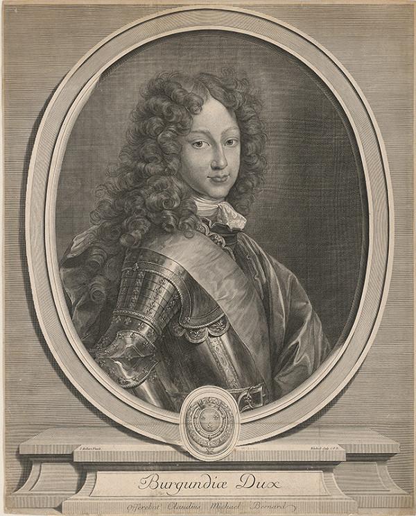 Gerard Edelinck, Jean Hellart – Burgundské knieža