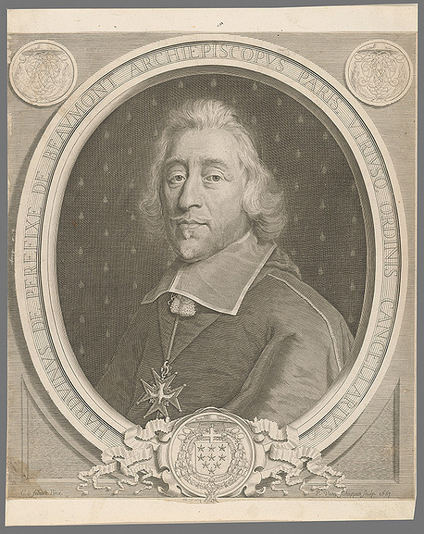 Pierre Louis van Schuppen, Claude le Febure – Harduin de Beaumont