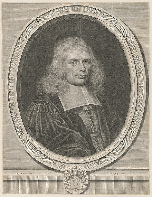 Nicolas Pitau, Pierre Mignard – Voysin Daniel