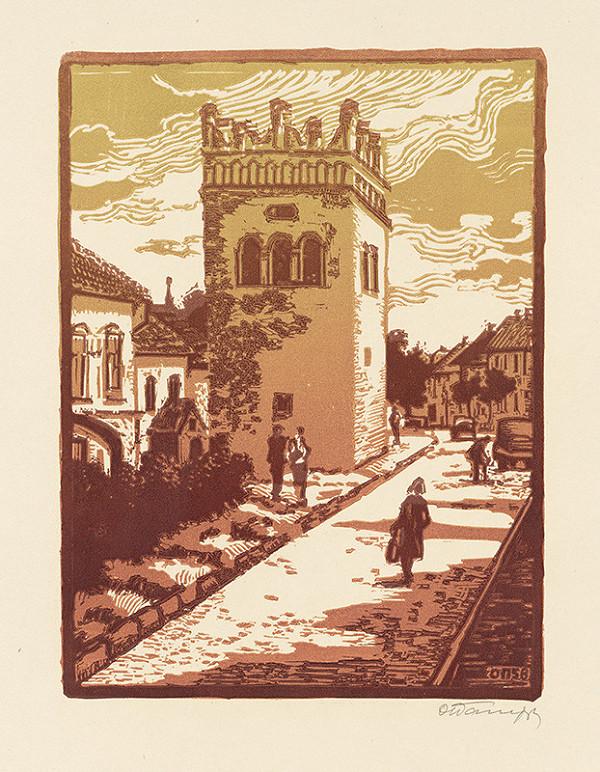 Olexandr  Sofonovyč Paščenko – Poprad. Zvonica zo 16.storočia