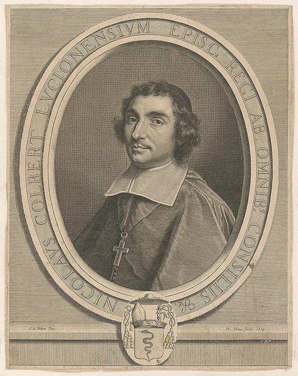 Nicolas Pitau st., Claude le Febre – Nicolaus Colbert