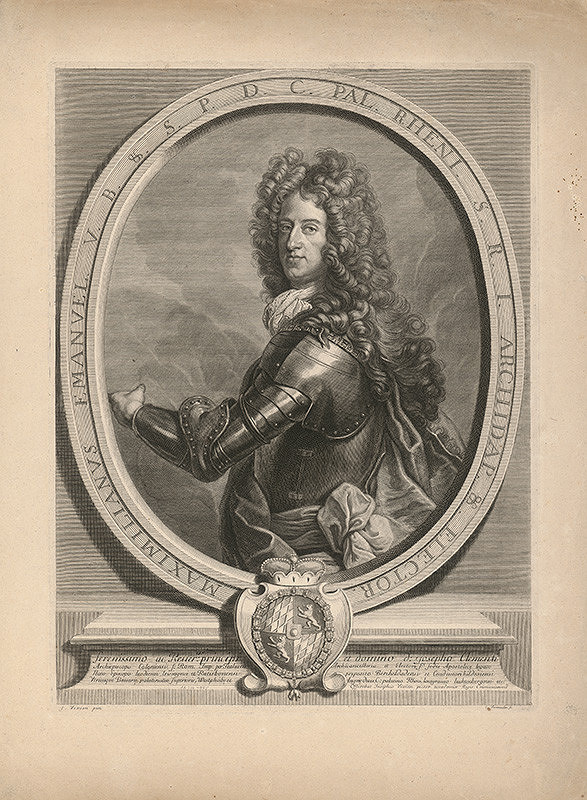 Cornelius Vermeulen, Joseph Vivien – Maximilian Emanuel