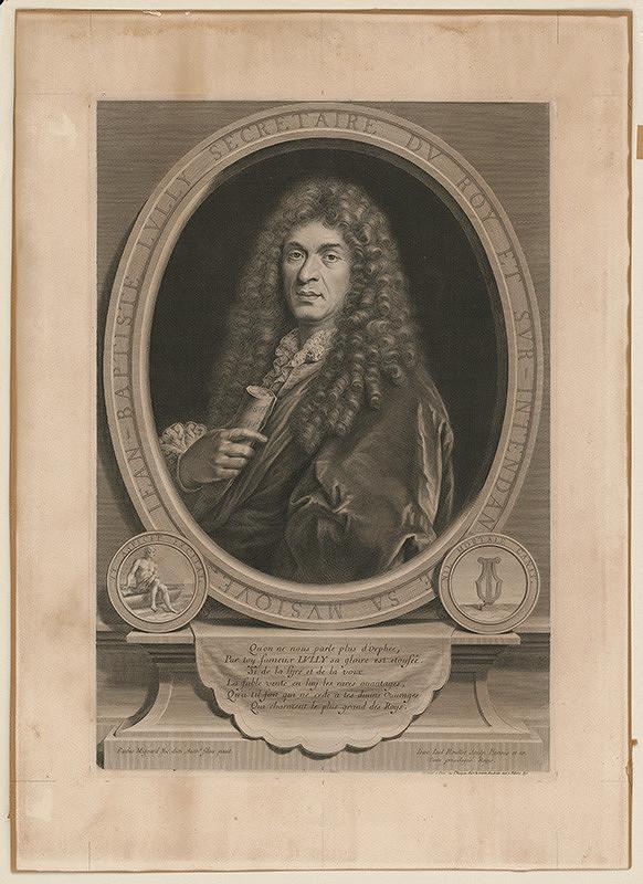 Jean Louis Roullet, Paul Mignard – Jean Baptiste Lully