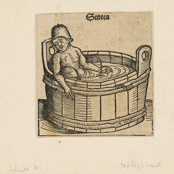 Michael Wolgemut, Wilhelm Pleydenwurf – Seneca