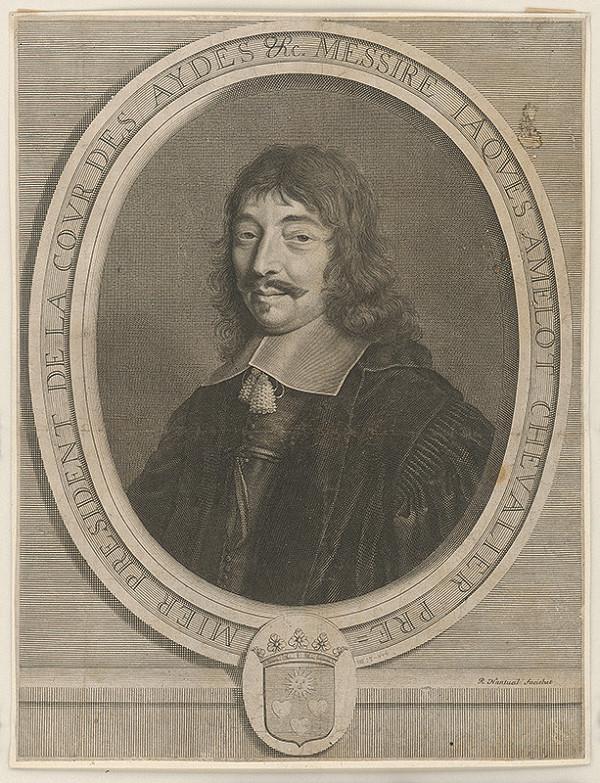 Robert Nanteuil - Iaques Amelot