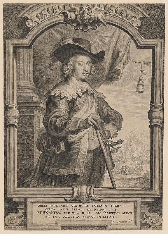 Theodor van Thulden, Jacobus Neeffs – Ferdinand Habsburský