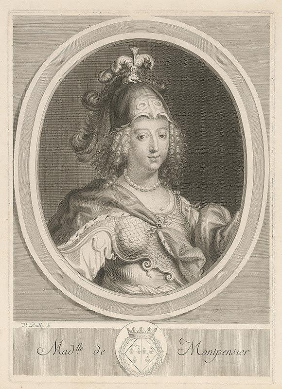Nicolas de Poilly – Slečna de Montpensier