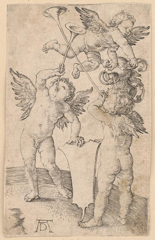 Albrecht Dürer - Traja géniovia