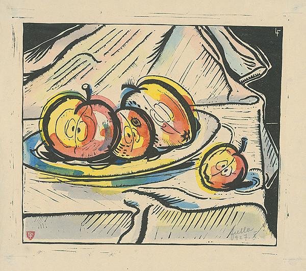 Ľudovít Fulla – Jablká