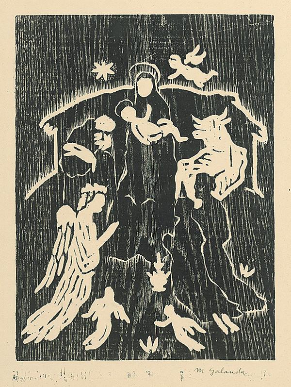 Mikuláš Galanda - Vianoce