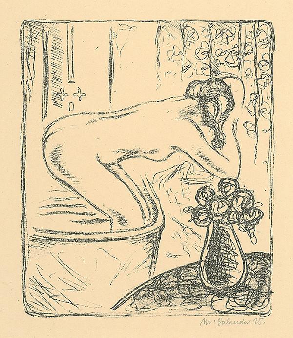 Mikuláš Galanda – Kúpeľ