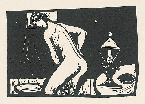 Vincent Hložník – Toaleta