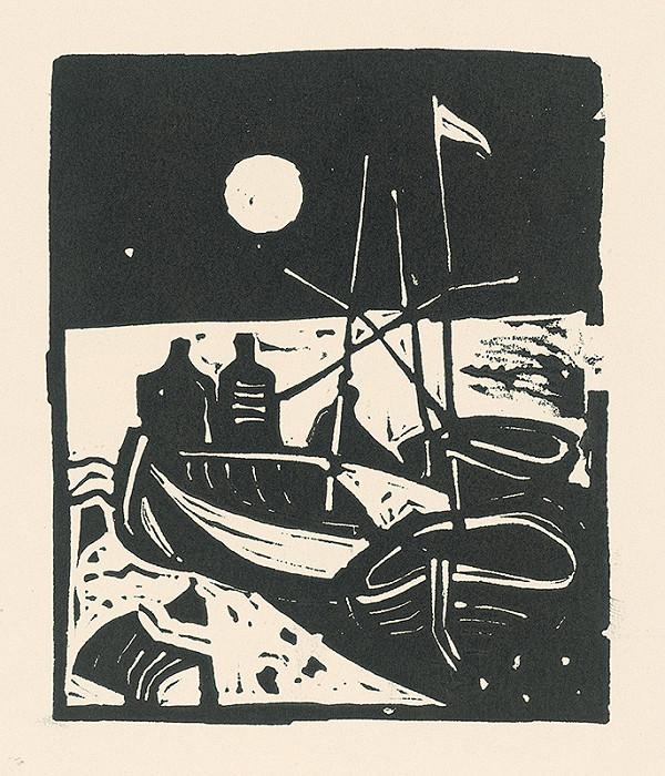 Vincent Hložník – Západ slnka