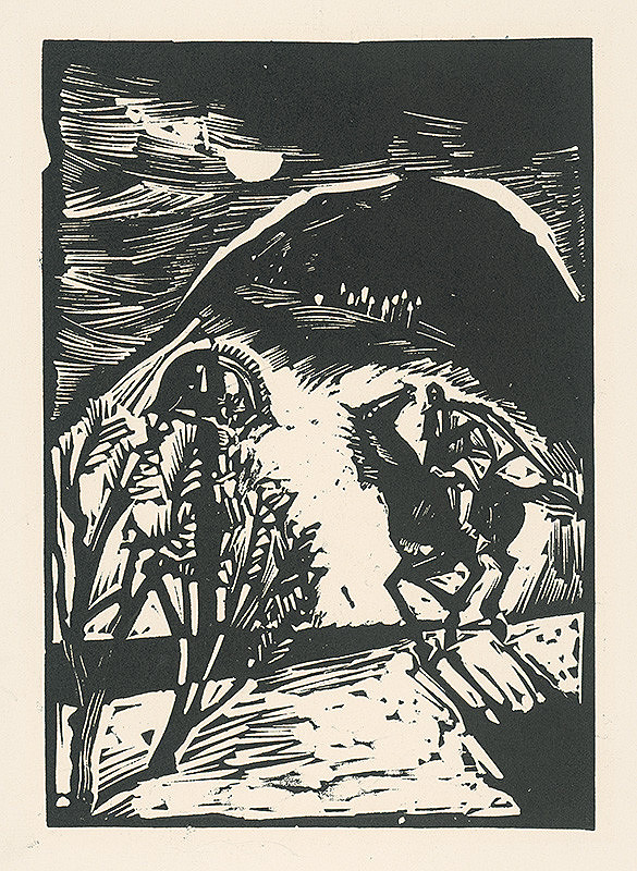 Vincent Hložník - Čierny jazdec