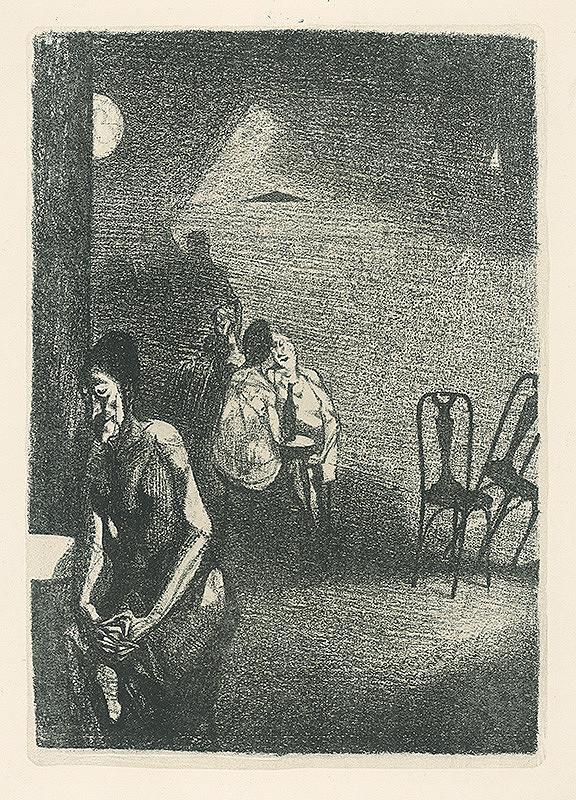 Vincent Hložník - Opustení
