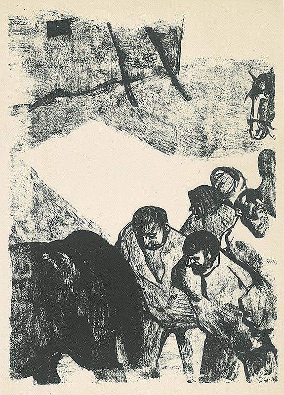 Vincent Hložník – Zajatci