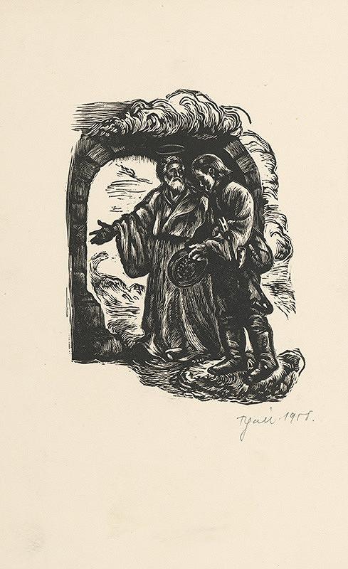 Tibor Gáll – Na ceste