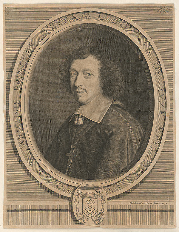 Robert Nanteuil – Ludovicus de Suza