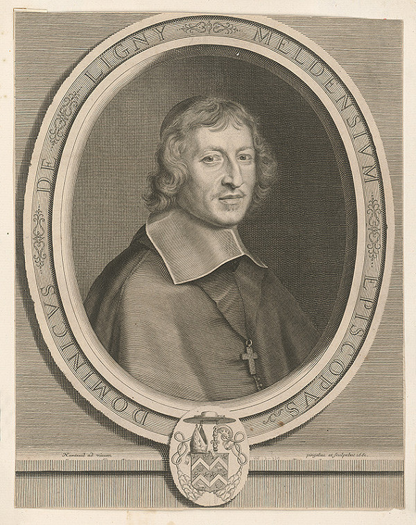 Robert Nanteuil – Dominicus de Ligny