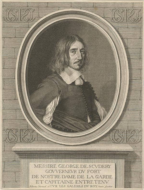 Robert Nanteuil – George de Scudery