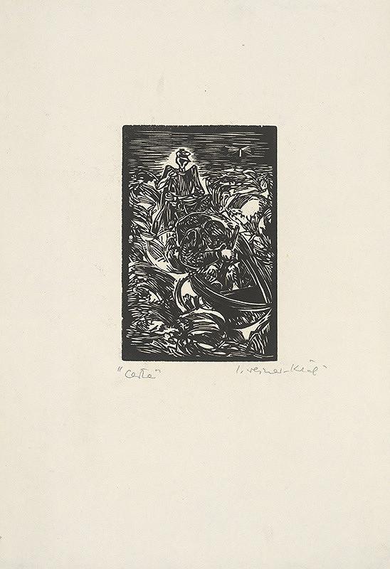 Imrich Weiner-Kráľ – Čln