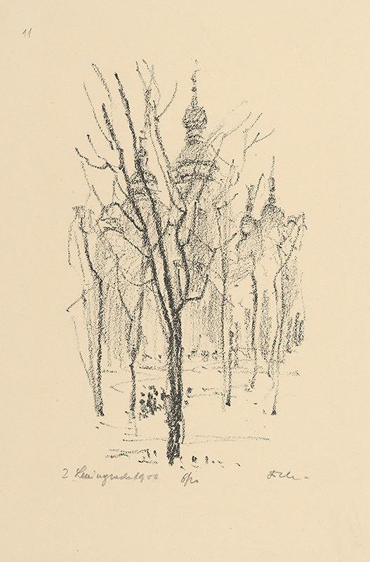 Andrej Doboš – Z Leningradu