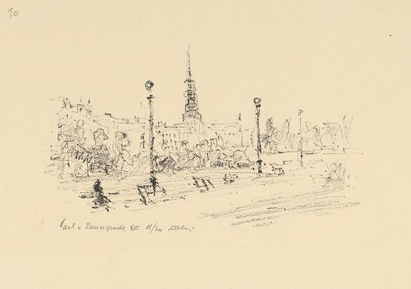 Andrej Doboš – Park v Leningrade