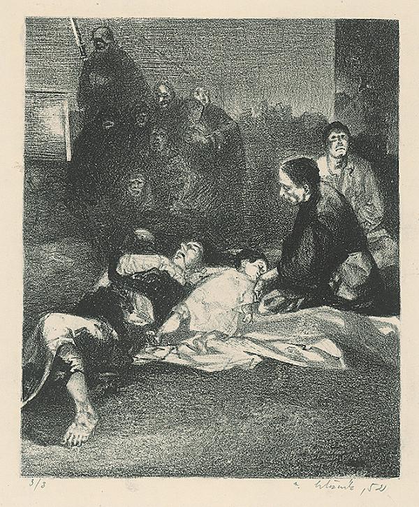 Vincent Hložník – Báli sa aj deti