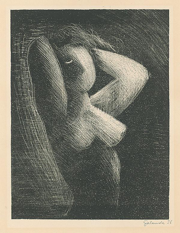 Mikuláš Galanda – Žena