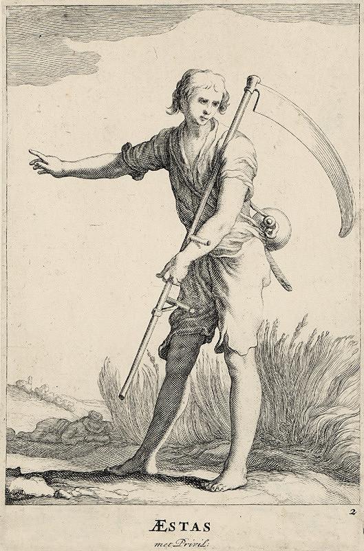 Frederick Bloemaert, Abraham Bloemaert – Leto
