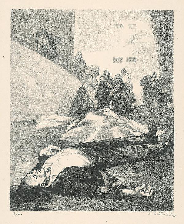 Vincent Hložník - Násilie