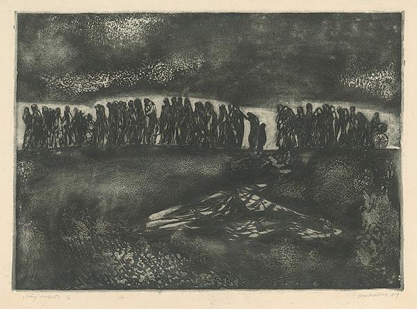 Viera Gergeľová - Nočný transport