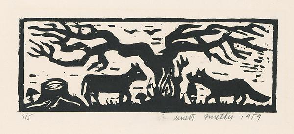 Ernest Zmeták – O hlúpom vlkovi