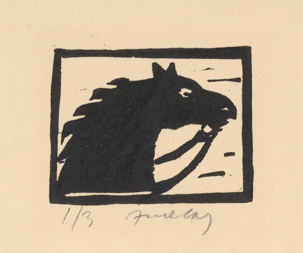 Ernest Zmeták – Kôň