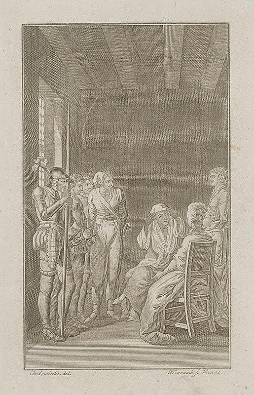 Jacob von Sandrart, Johann Caspar Weinrauch – Spoločnosť