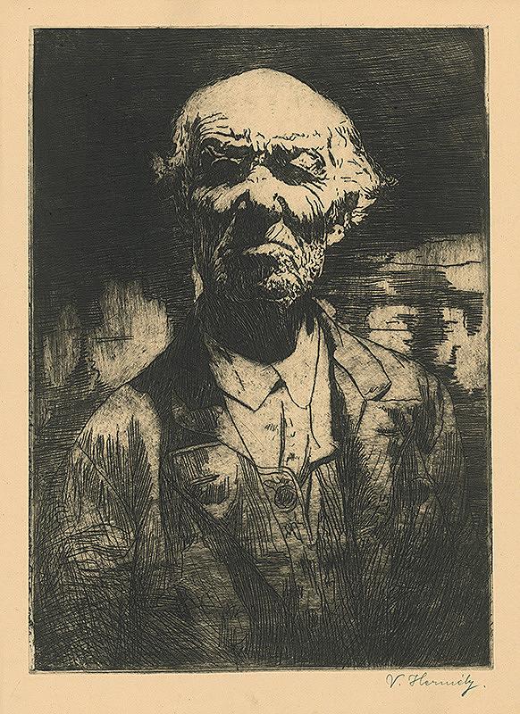 Viktor Hermély – Starec
